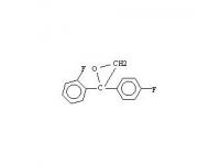 2-(2-氟苯基)-2-(4-氟苯基)环氧乙烷